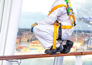 Fall Protection (Industrial)